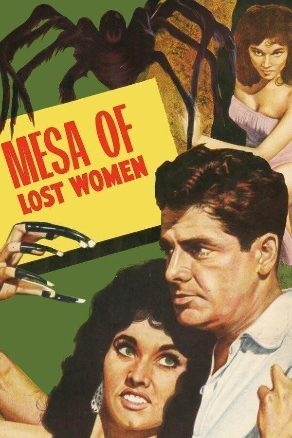 Mesa of Lost Women image