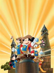 Mickey, Donald en Goofy: De Drie Musketiers