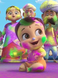 Mighty Little Bheem: Festival of Colors image