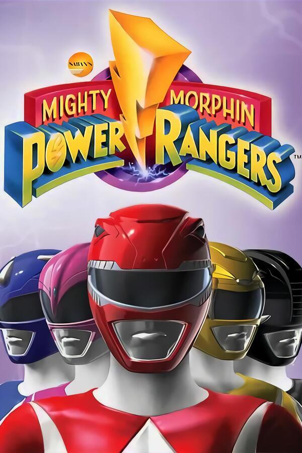 Mighty Morphin Power Rangers image