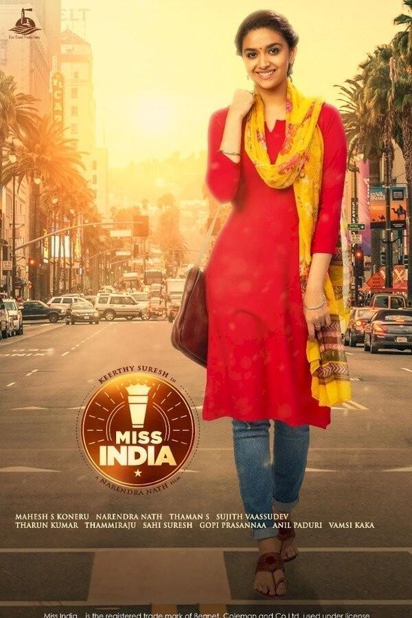Miss India image