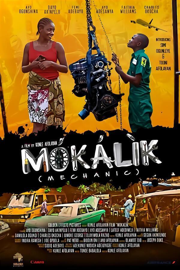 Mokalik (Mechanic) image