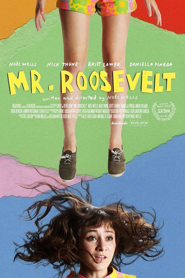 Mr. Roosevelt image