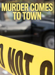 Murder Comes to Town image