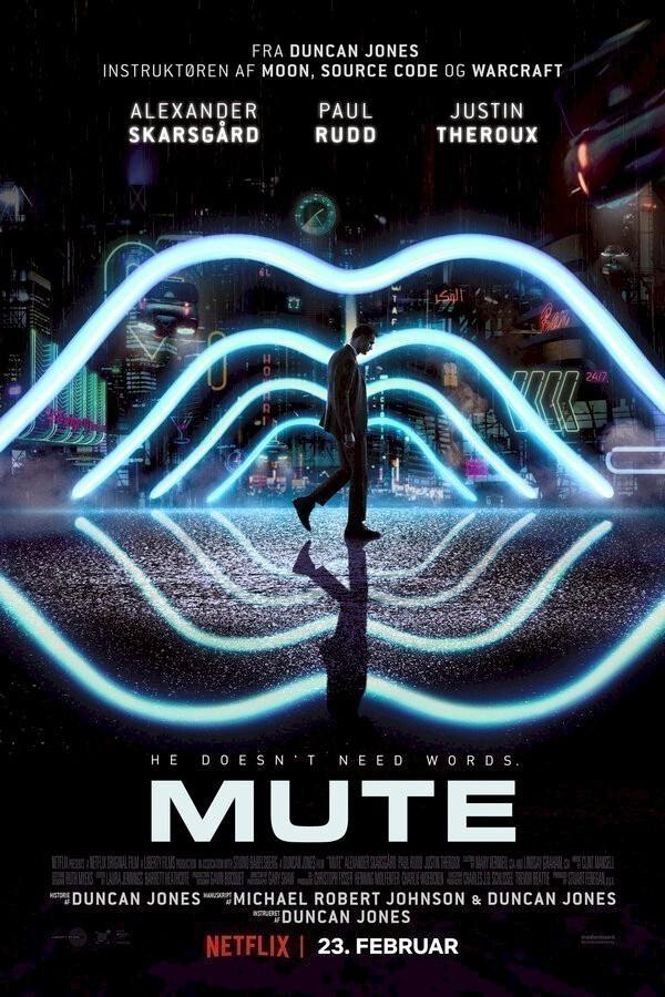 Mute image