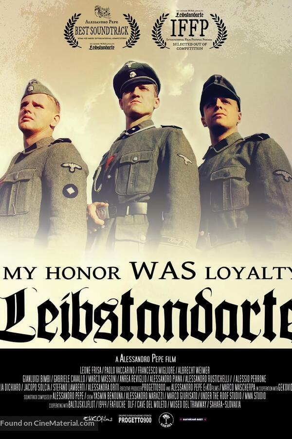 My Honor Was Loyalty image