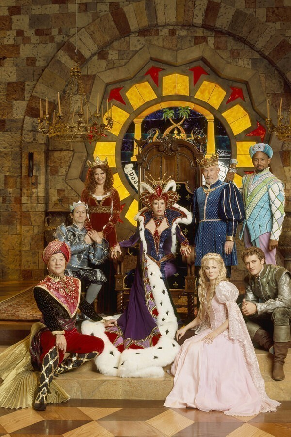 Once upon a mattress image