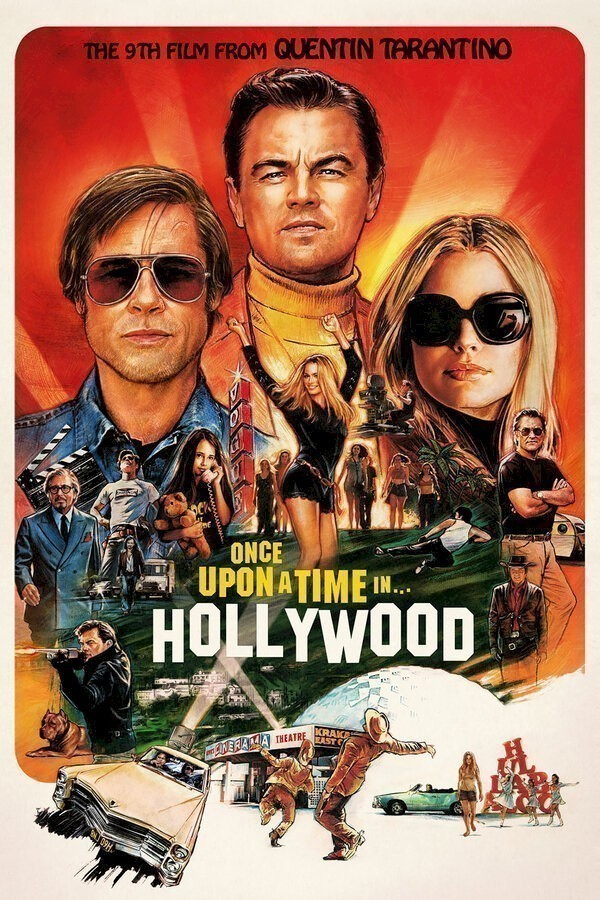 Once Upon a Time in ... Hollywood image