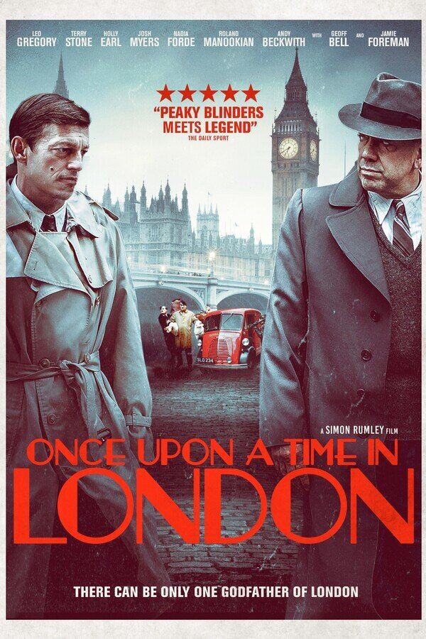 Once Upon a Time in London image