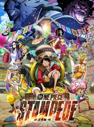 One Piece: Stampede image