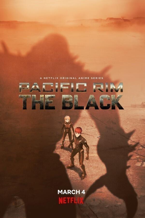 Pacific Rim: The Black image