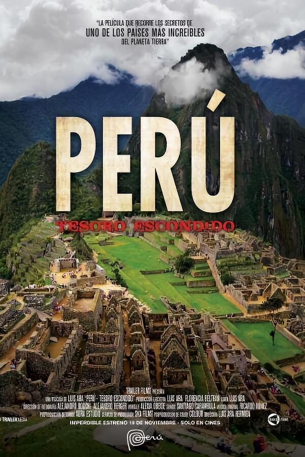 Perú: Tesoro Escondido image