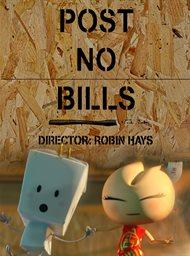 Post No Bills image