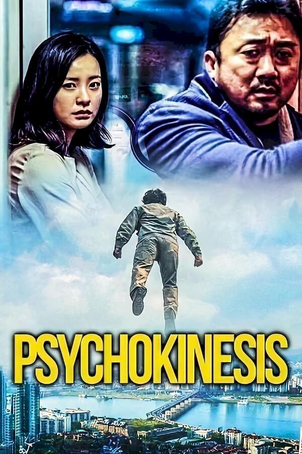 Psychokinesis image
