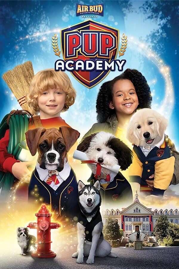 Pup Academy image