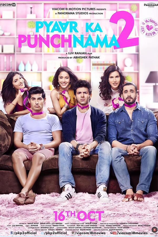 Pyaar Ka Punchnama 2 image