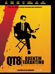QT8: Quentin Tarantino - The First Eight