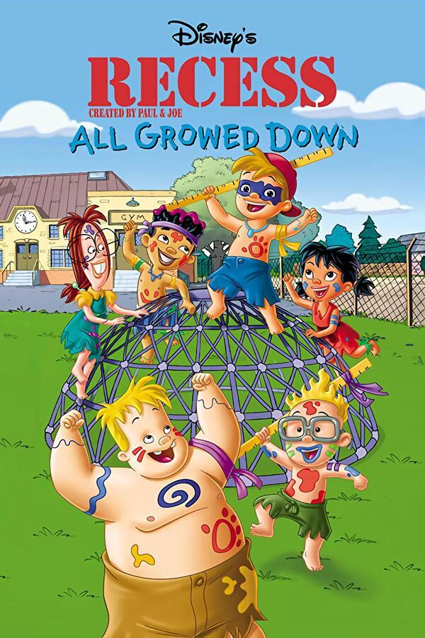 Recess : All Growed Down image