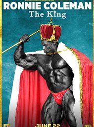 Ronnie Coleman: The King image