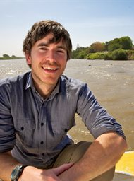 Sacred rivers with Simon Reeve image