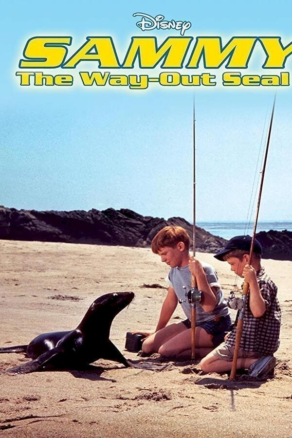 Sammy, the Way Out Seal image