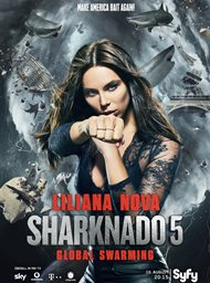 Sharknado 5 - Global Swarming