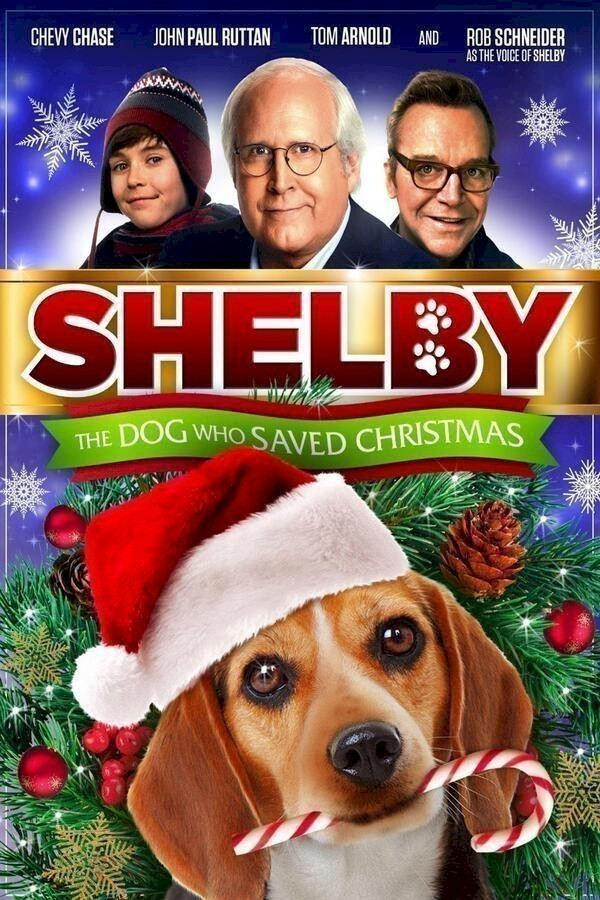 Shelby: Gered door Kerst