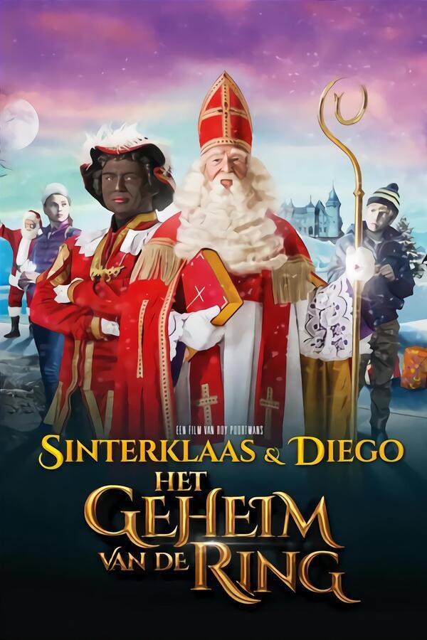 Sinterklaas & Diego: Het Geheim Van De Ring image