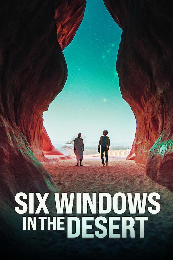 Six Windows in the Desert image