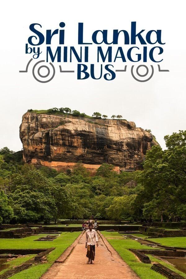 Sri Lanka By Mini Magic Bus image