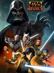 Star Wars rebels (shorts) image