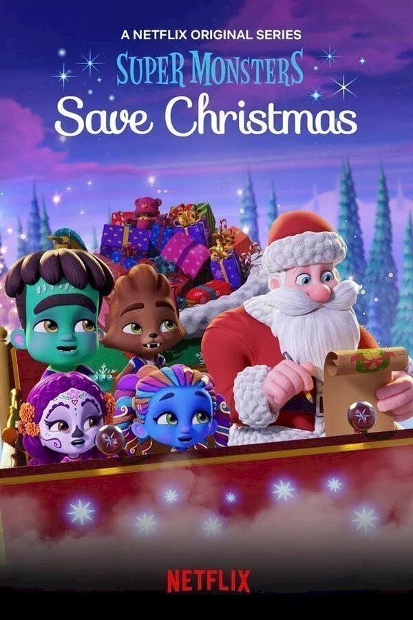 Super Monsters: Santa's Super Monster Helpers image