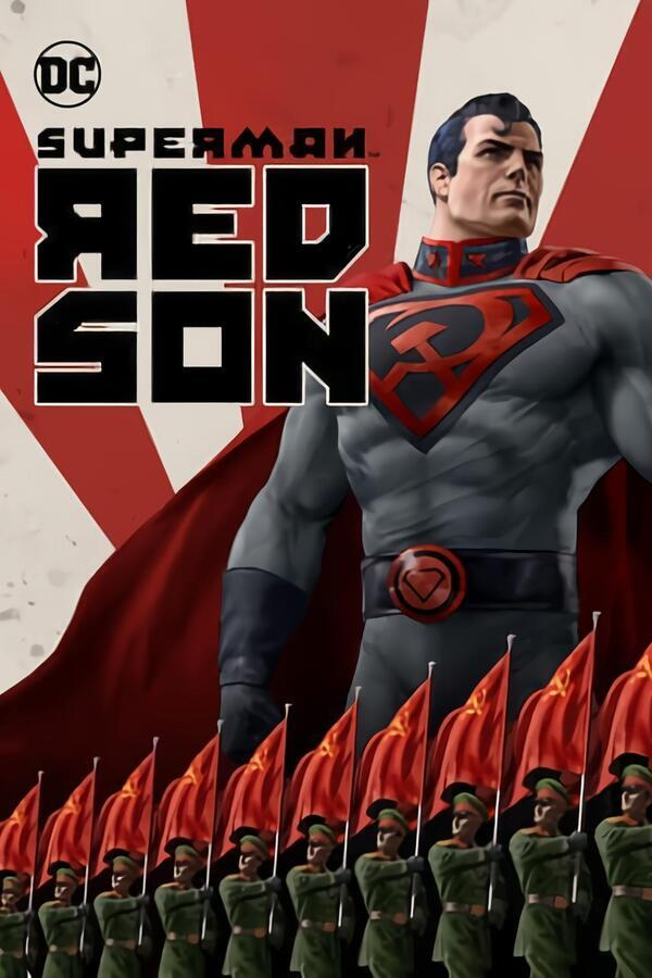 Superman: Red Son image