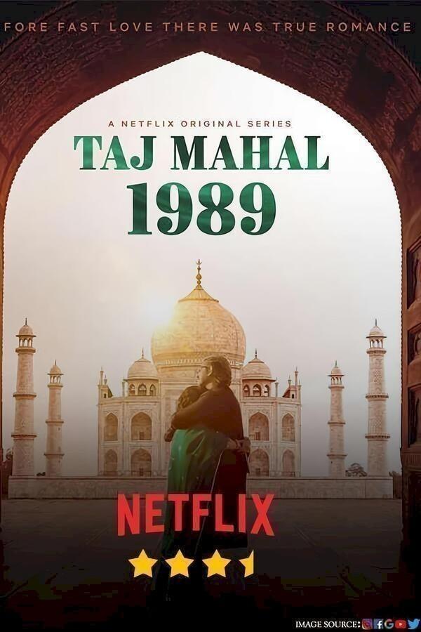 Taj Mahal 1989
