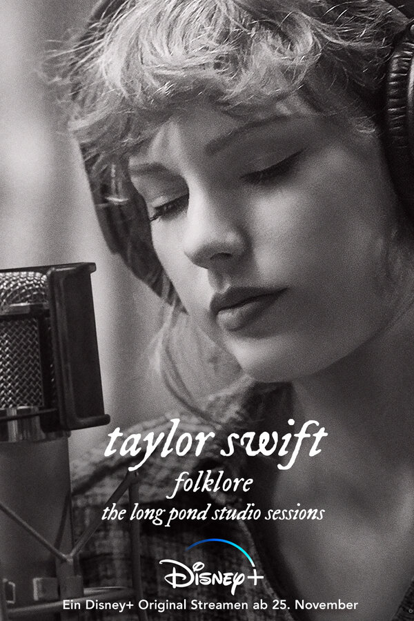Taylor Swift - Folklore: The Long Pond Studio Sessions image