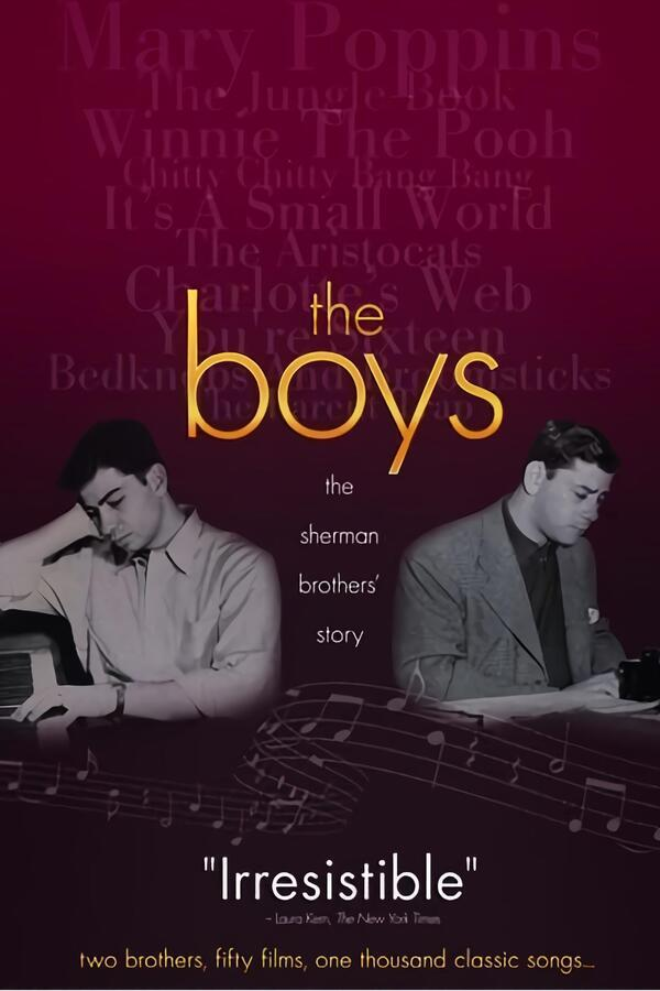 The Boys: The Sherman Brothers' Story image