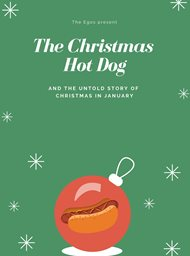 The Christmas Hot Dog image