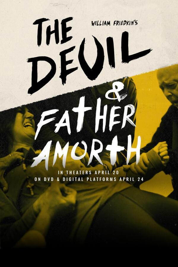 The Devil and Father Amorth image