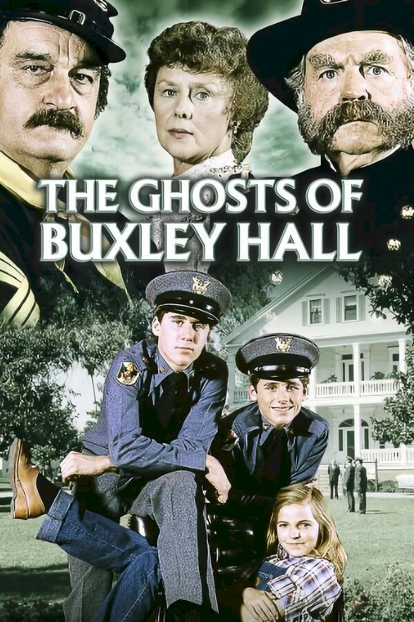The Ghosts Of Buxley Hall image