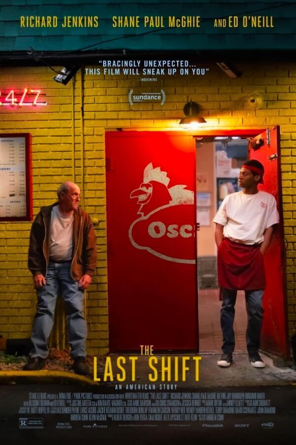The Last Shift image