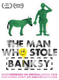 The Man Who Stole Banksy image