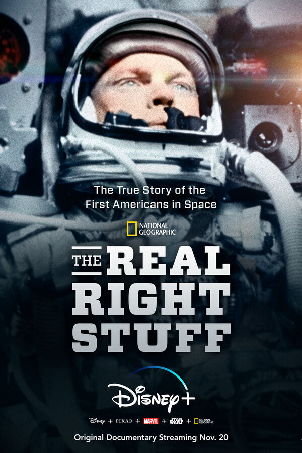 The Real Right Stuff image