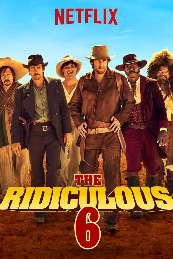 The Ridiculous 6 image