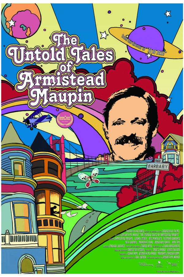 The Untold Tales of Armistead Maupin image