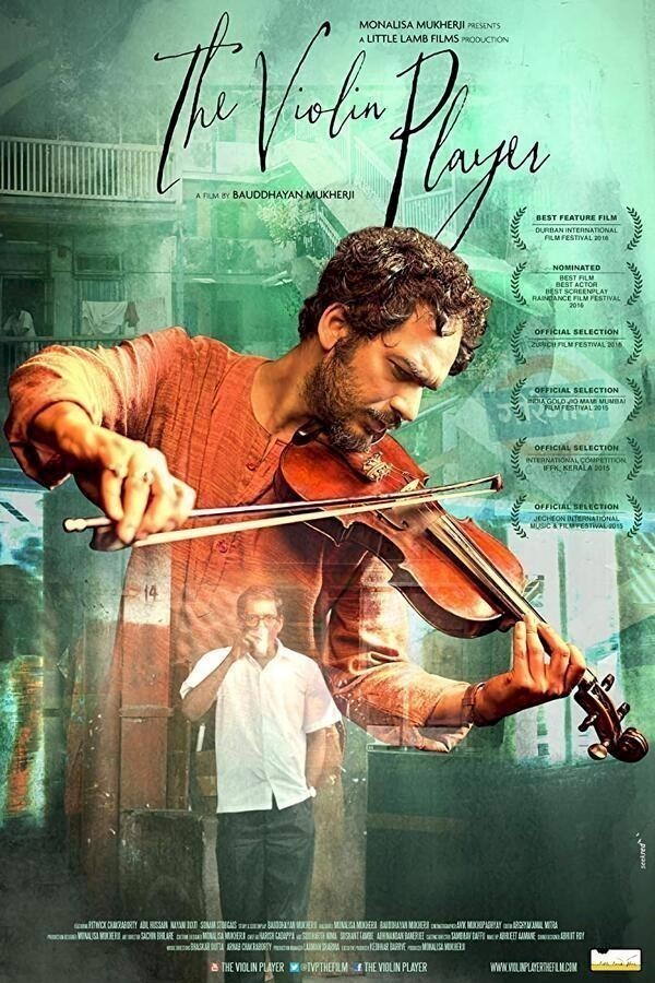 The Violin Player image