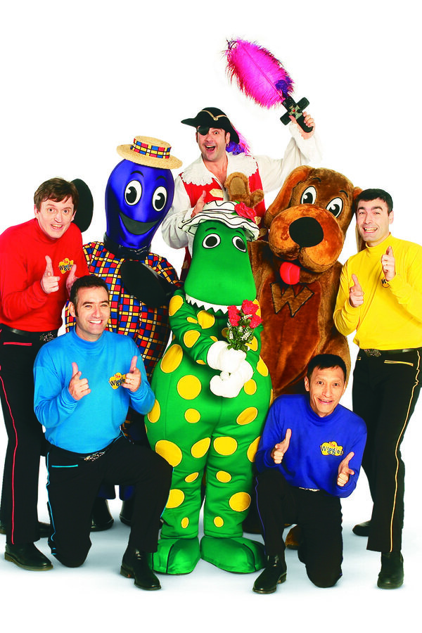 The Wiggles image