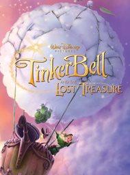 Tinkerbell en de verloren schat image