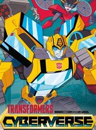 Transformers Cyberverse image