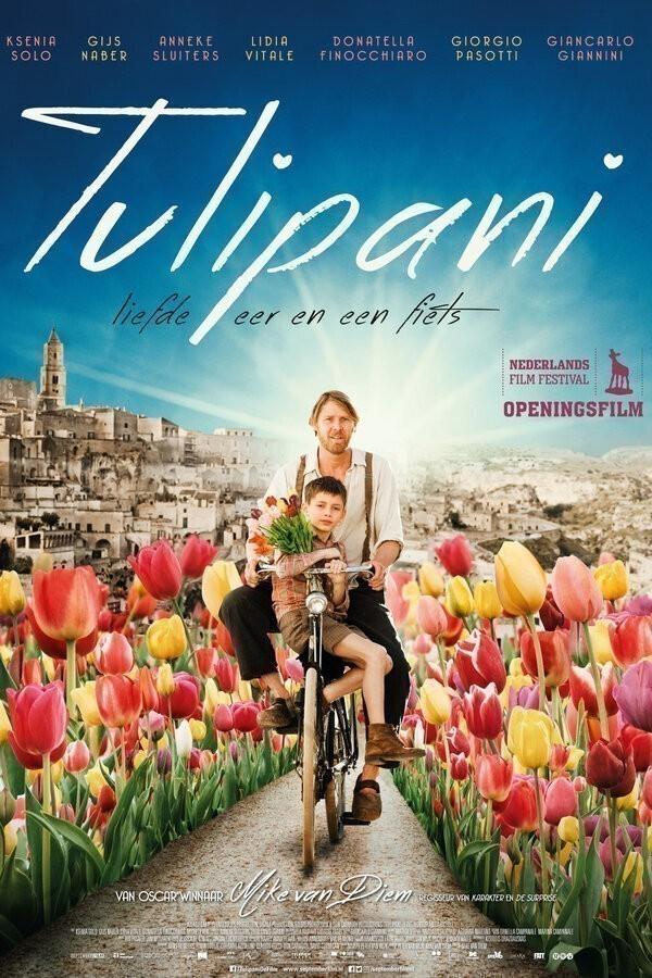 Tulipani: Liefde, eer en een fiets image
