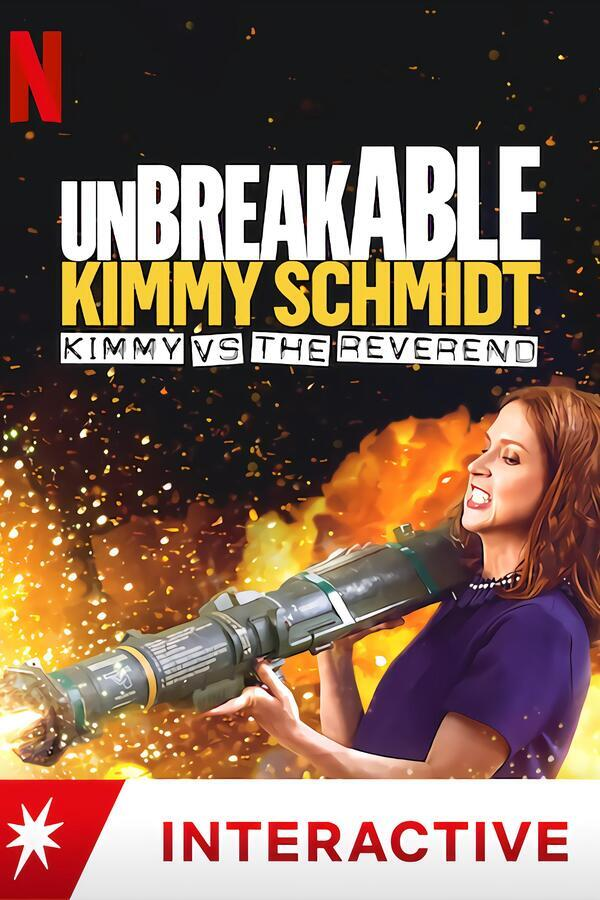 Unbreakable Kimmy Schmidt: Kimmy vs the Reverend image